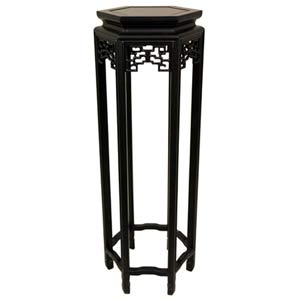36-Inch Hexagon Plant Stand