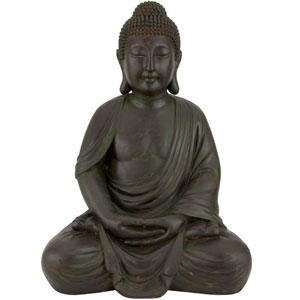 2 1/4 ft. Tall Buddha Statue