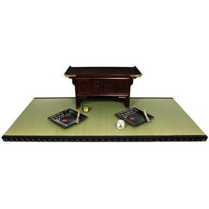 6 x 3 Full Size Tatami Mat, Width - 35.39 Inches