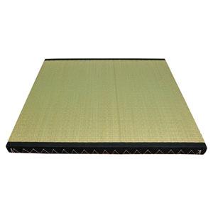 3 x 3 Half Size Fiber Fill Tatami Mat, Width - 35.5 Inches