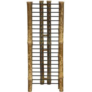 Japanese Bamboo Vertical CD/DVD Rack