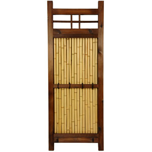 Japanese Bamboo Kumo Fence, Width - 17.5 Inches