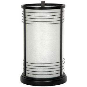 13-inch Shinjuku Japanese Shoji Lantern - Black