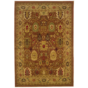 Allure Pink Rectangle: 5 ft. 3 in. x 7 ft. 6 in. Rug