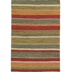 Valencia 57706 Multi-Color Rectangular: 5 Ft. x 8 Ft. Rug
