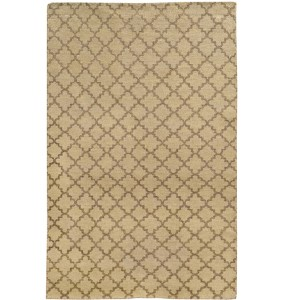Maddox 56502 Beige and Stone Rectangular: 5 Ft. x 8 Ft. Rug