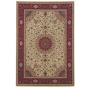 Ariana Ivory Rectangle: 5 ft. 3 in. x 7 ft. 9 in. Rug