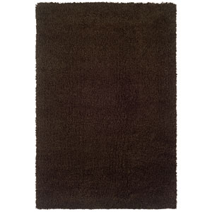 Loft Brown Rectangular: 5 Ft. 3 In. x 7 Ft. 9 In. Rug
