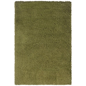 Loft Green Rectangular: 5 Ft. 3 In. x 7 Ft. 9 In. Rug