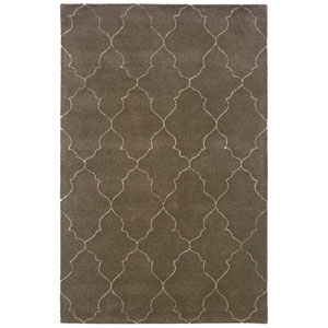 Silhouette Rectangular: 2 Ft. 6 In. x 8 Ft Rug