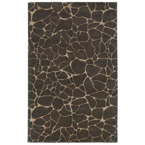 Silhouette Rectangular: 3 Ft. 6 In. x 5 Ft. 6 In. Rug