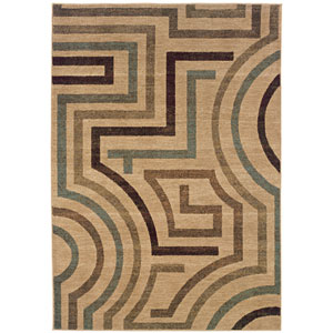 Palermo Rectangular: 5 Ft. 3 In. x 7 Ft. 6 In. Rug