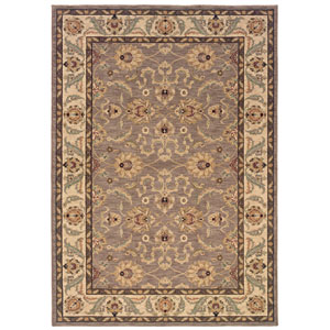 Salerno Rectangular: 3 Ft. 10 In. x 5 Ft. 5 In. Rug