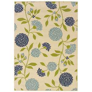 Caspian Rectangular: 5 Ft. 3 In. x 7 Ft. 6 In. Rug