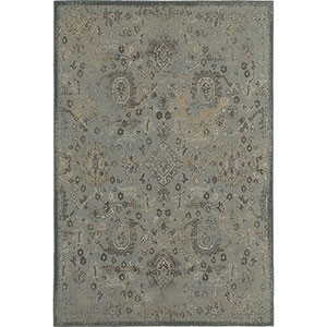 Chloe Blue Runner: 1 Ft. 10-Inch x 7 Ft. 6-Inch