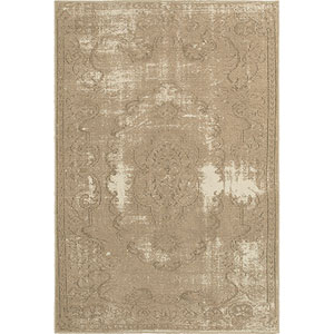 Chloe Tan Runner: 1 Ft. 10-Inch x 7 Ft. 6-Inch