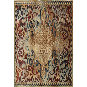 Empire Gold Rectangular: 5 Ft. 3-Inch x 7 Ft. 6-Inch  Rug