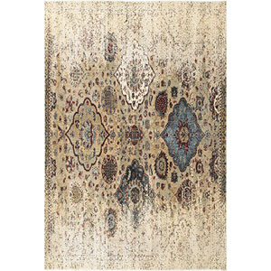 Empire Ivory Rectangular: 7 Ft. 10-Inch x 10 Ft. 10-Inch  Rug