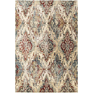 Empire Ivory Rectangular: 3 Ft. 10-Inch x 5 Ft. 5-Inch  Rug