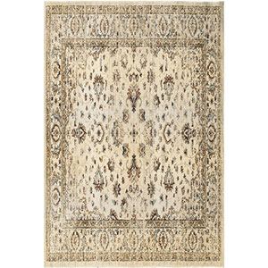 Empire Ivory Runner: 2 Ft. 3-Inch x 7 Ft. 6-Inch