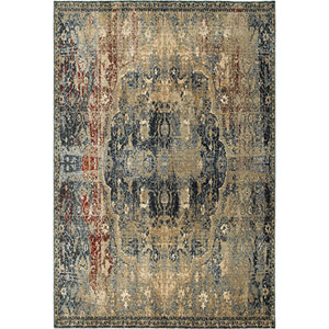 Empire Gold Rectangular: 6 Ft. 7-Inch x 9 Ft. 6-Inch  Rug