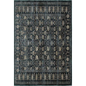 Empire Navy Rectangular: 9 Ft. 10-Inch x 12 Ft. 10-Inch  Rug