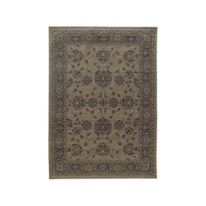 Foundry Gray Rectangular: 1 Ft. 10-Inch x 3 Ft. 3-Inch  Rug