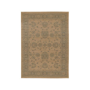 Foundry Sand Rectangular: 1 Ft. 10-Inch x 3 Ft. 3-Inch  Rug