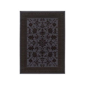 Foundry Blue Rectangular: 1 Ft. 10-Inch x 3 Ft. 3-Inch  Rug