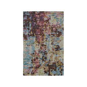 Galaxy Blue Rectangular: 8 Ft. x 10 Ft.  Rug
