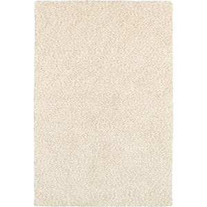 Heavenly Ivory Rectangular: 5 Ft. x 8 Ft. Rug