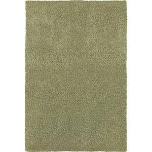 Heavenly Green Rectangular: 5 Ft. x 8 Ft. Rug