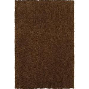 Heavenly Brown Rectangular: 6 Ft. x 9 Ft. Rug