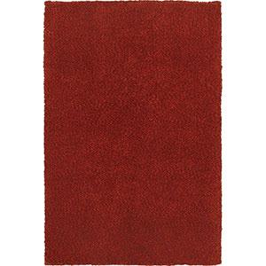 Heavenly Red Rectangular: 5 Ft. x 8 Ft. Rug