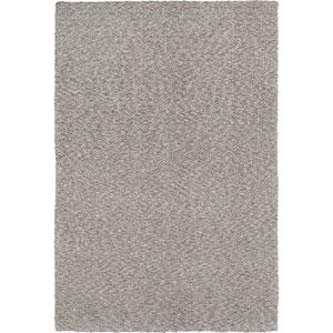 Heavenly Gray Rectangular: 5 Ft. x 8 Ft. Rug