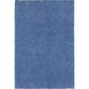 Heavenly Blue Rectangular: 5 Ft. x 8 Ft. Rug