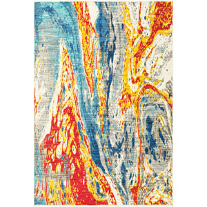 Joli Stone Rectangular: 1 Ft. 10-Inch x 3 Ft.  Rug