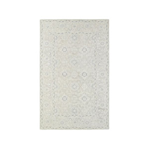 Manor Beige Runner: 2 Ft. 6-Inch x 8 Ft.