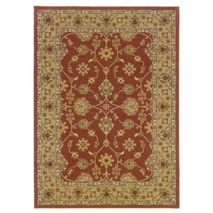 Nadira Gold Rectangular: 5 ft. 7 in. x 7 ft. 1 in. Rug