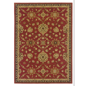 Nadira Beige Rectangular: 5 ft. 7 in. x 7 ft. 1 in. Rug