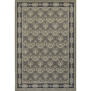 Richmond Gray Rectangular: 1 Ft. 10-Inch x 3 Ft.  Rug
