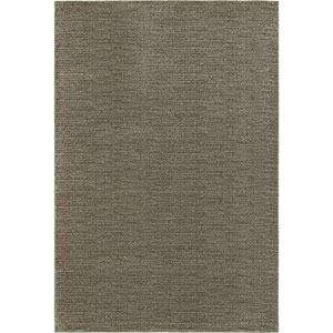 Richmond Gray and Brown Round: 8 Ft. Rug