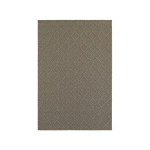 Santa Rosa Gray Rectangular: 7 Ft. 10-Inch x 10 Ft. 10-Inch  Rug