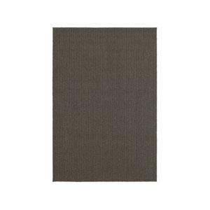 Santa Rosa Charcoal Rectangular: 5 Ft. 3-Inch x 7 Ft. 6-Inch  Rug