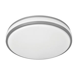 Medo Aluminum 14-Inch Energy Star LED Flush Mount