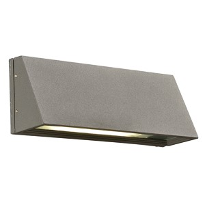 Origo Bronze One-Light Outdoor Wall Mount Fixture