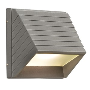 Le Doux Bronze LED One-Light Outdoor Wall Mount Fixture
