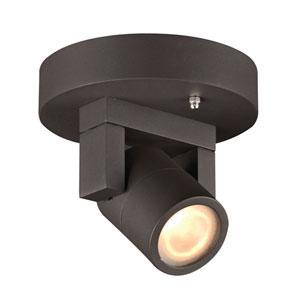 Lydon Bronze 6-Inch LED Outdoor Spot Light
