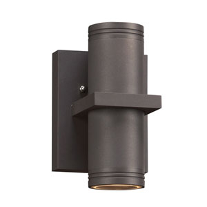 Boardwalk-I Bronze 425-Inch LED Outdoor Wall Lantern
