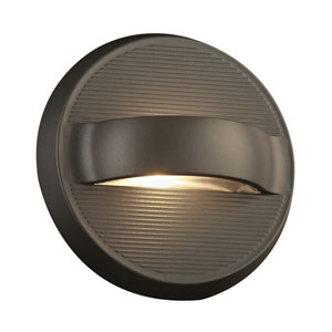 Fiona Bronze 7-Inch Two-Light Outdoor Wall Lantern